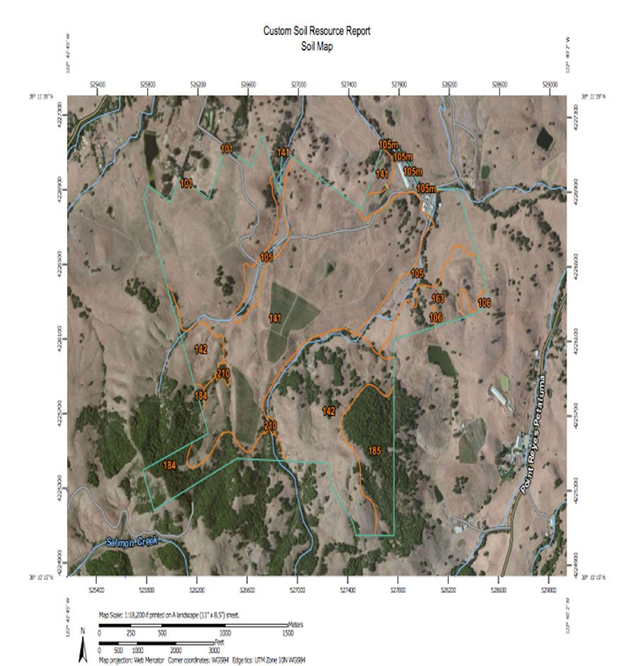 figure 4. ABC Ranch Soils