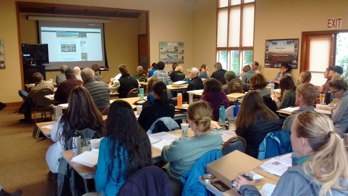 Carbon Farm Planning training